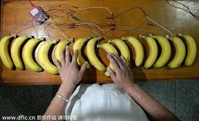 banana piano and other creative ideas 1 chinadaily cn
