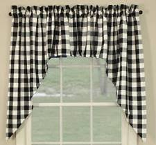 Lined Swag Curtains Park Designs Swag Ebay