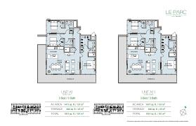 The Parc Condo Floor Plan Le Parc Condos Miami Condo Kings