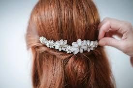 bridal accessories london buy opal pins bridal hair accessory emmy london