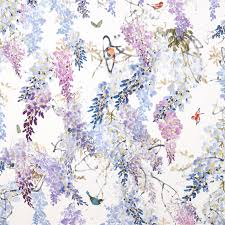 online get cheap amethyst butterfly a fabulous trailing wisteria blossom design featuring beautiful