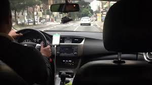 nissan versa for uber teste do uber nissan sentra 2 0 cvt test drive onboard youtube
