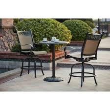 Bar Height Patio Chairs by Bar Height Patio Sets Wayfair