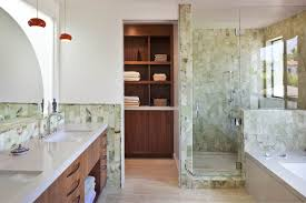onyx tile bathroom contemporary with bleached oak glass low