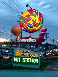 carey ohio halloween horror nights sweeties candy cleveland oh largest candy store in the us