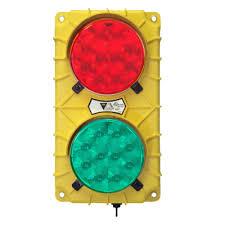 stop and go light sg20 115rg led traffic light dock safety lighting traffic control