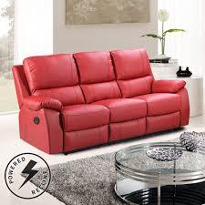 Electric Recliner Sofa Furniture Power Recliner Sofa Powered Recliner Sofa Power