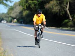 fallston man competing in ironman triathlon to benefit others