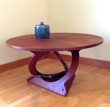 tribute 20th decor danish teak coffee table by soren georg jensen