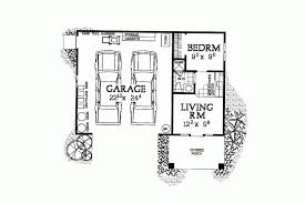 apartment garage floor plans garage and studio apartment hwbdo08034 not set garage plan