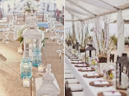 Long Table Centerpieces Long Tables Wedding Reception Surprising Elegance U0026 Intimacy