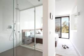 bedroom design ideas for married couples large glass window
