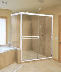 orange glass and mirror 28 outstanding for bathroom shower tub