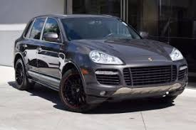 used porsche cayenne turbo s used porsche cayenne for sale in gautier ms edmunds