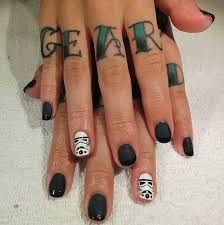 star wars nail art ideas popsugar beauty photo 34