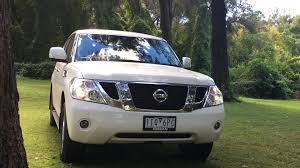 nissan patrol big wheels nissan patrol v8 ti review u2013 quick fix u2013 eftm