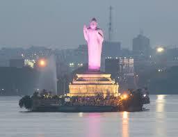 buddha statue of hyderabad wikipedia