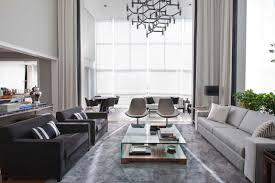 Brazilian Interior Design by An Elegant Interior By Marcelo Mota Arquitetura