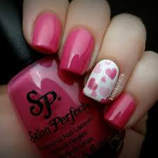 50 lovely pink and white nail art designs pink white pink white