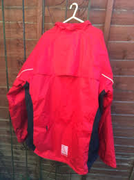 red waterproof cycling jacket altria nevis 2 waterproof cycling jacket xxxl in chandlers ford