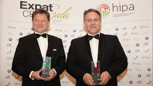 mercedes benz ceo hungarian investment promotion agency bbj and hipa awarded