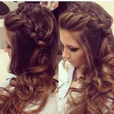 prom hairstyles for long hair to the side 1000 images about fancy