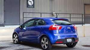 kia hatchback 2012 kia rio sx long term hatchback review autoweek