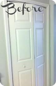 How To Replace Bifold Closet Doors Replacing Closet Doors Styledbyjames Co