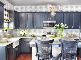 Two Color Kitchen Cabinets Two Tone Kitchen Cabinet With Lovely Design Ideas