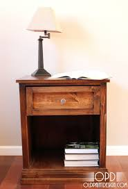 Small White Bedroom Side Table King Sets Decor Hall Free Bed Suites Escorted By Storage Sidetable