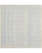 10 Square Area Rugs Find The Best Deals On Safavieh Cambridge Collection Cam123d