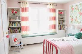 Girls Room Ainsley U0027s Anthropologie Inspired Bedroom Welcometothemousehouse Com