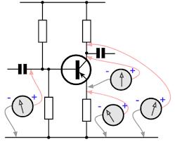 multimeter transistor circuit test fault finding electronics notes