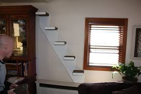 custom made cat stairs by howell design services custommade com