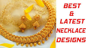 necklace design gold images Latest gold necklace designs gold necklace for women latest jpg