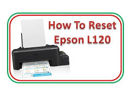 resetter epson l120 esp how to reset epson l120 service required