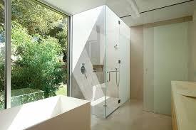 Tastefully Elegant Bathroom Designs - Glass bathroom designs