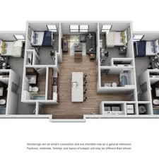 2 Bedroom Apartments Ann Arbor 5 Bed 3 Bath Apartment In Ann Arbor Mi The Yard