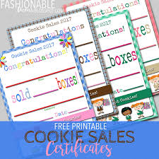 Free Printable Halloween Certificates by My Fashionable Designs Scouts Free Printable Cookie