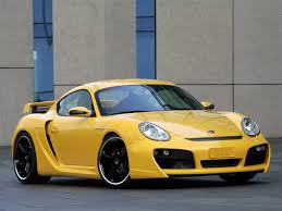 porsche widebody rear 2007 techart cayman s widebody pictures history value research