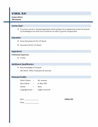 Example Of Acting Resume by Resume Exampleof Resume Entry Level Paralegal Resume American