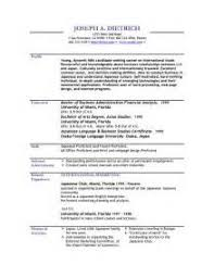 Sample Resume For Mba Freshers by Free Sample Resume For Mba Freshers