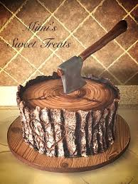 lumberjack groom u0027s cake cake by mimissweettreats cakesdecor