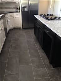 tiled kitchen floors ideas awesome ideas awesome pebble tile kitchen floor