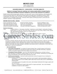 Mba Resume Example by Cover Letter Business Analyst Resume Samples Business Analyst
