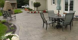 Cement Patio Designs Best Cement Patio Ideas Exterior Decorating Ideas Patio Designs