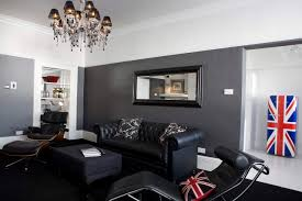 Living Room Ideas With Chesterfield Sofa Living Room Design Black And White Designs Ideas Excerpt Iranews