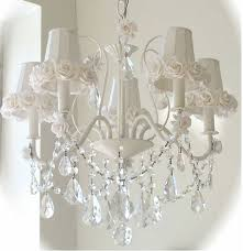 shab chic chandeliers glittering vintage glamour for your shabby