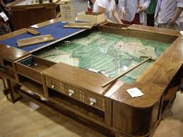 The Sultanthe Biggest Baddest Gaming Table Ever To Be Made By - Board game table design