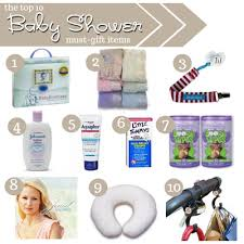 Top 10 Must Baby Items by Register For Baby Shower 7209